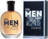 """Туалетная вода для мужчин """"For Men only. Control"""" (100 мл)"""