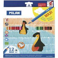 """Цветные карандаши """"261 Maxi"""" (12 цветов + точилка)"""