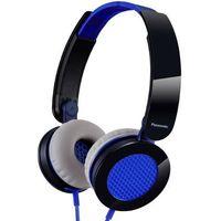 Гарнитура Panasonic RP-HXS200ME-A (синяя)