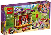 "LEGO Friends ""Сцена Андреа в парке"""