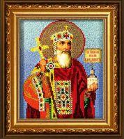 "Вышивка бисером ""Св. Владимир"" (120х145 мм)"
