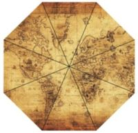 Зонт (радужный; арт. OK551-P)