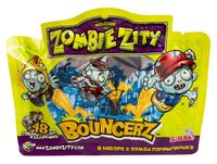 """Набор фигурок """"Zombie Zity"""" (2 шт.)"""