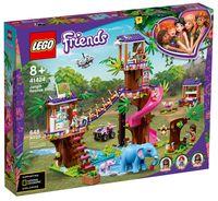 "LEGO Friends ""Джунгли. Штаб спасателей"""