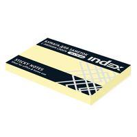 Бумага для заметок (желтая; 51х75 мм)