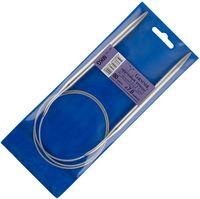 Спицы для вязания круговые (металл; 7.0 мм; с металлической леской; арт. MKG)
