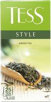 "Чай зеленый ""Tess. Style"" (25 пакетиков)"