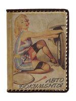 Обложка на автодокументы (арт. КГОа-05-104)