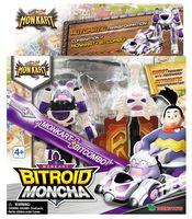 "Робот-трансформер ""Monkart. Bitroid Moncha"""