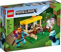 "LEGO Minecraft ""Конюшня"""