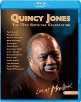 Quincy Jones: 75th Birthday Celebration Live at Montreux (Blu-Ray)