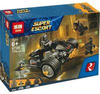 """Конструктор Super Heroe """"Бэтмен: Нападение Когтей"""""""