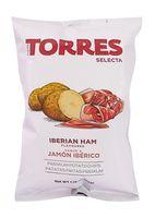 """Чипсы картофельные """"Torres. Со вкусом хамона"""" (50 г)"""