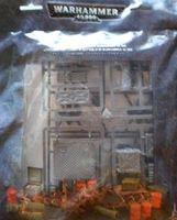 "Ландшафт ""Warhammer 40.000 Scenery: Battlefield Accessoriese"" (64-05)"