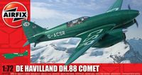 "Самолет ""De Havilland DH.88 Comet"" (масштаб: 1/72)"