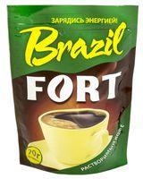 """Кофе растворимый """"Fort. Brazil"""" (70 г)"""