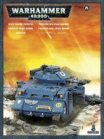 Warhammer 40.000. Space Marines. Predator (48-23)
