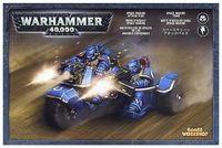 Warhammer 40.000. Space Marines. Attack Bike (48-20)