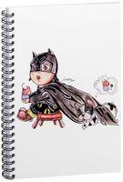 """Блокнот в клетку """"Бэтмен"""" A5 (арт. 1229)"""
