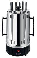 Электрошашлычница Scarlett SC-KG22601 (черный)