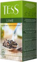 "Чай зеленый ""Tess. Lime"" (25 пакетиков)"