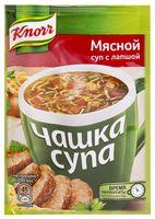 """Суп быстрого приготовления """"Мясной с лапшой"""" (14 г)"""