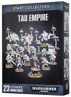 Warhammer 40.000. Tau Empire. Start Collecting (70-56)