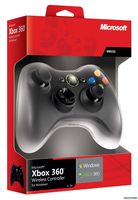 Контроллер беспроводной Microsoft JR9-00010 + USB ресивер (Xbox 360)