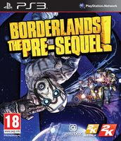 Borderlands: The Pre-Sequel! (PS3)