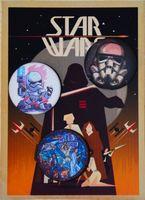 "Набор значков маленьких ""Star Wars"" (арт. 789)"