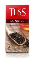 """Чай черный """"Tess. Sunrise"""" (25 пакетиков)"""