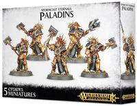 Warhammer Age of Sigmar. Stormcast Eternals. Paladins (96-12)