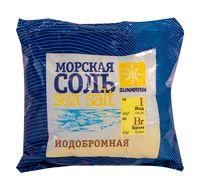 """Соль для ванн """"Морская природная йодобромная"""" (1 кг)"""