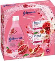 """Подарочный набор """"Johnson's Vita Rich"""" (гель для душа, 2 мыла)"""