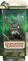 """Набор миниатюр """"Dungeons and Dragons Miniatures. Monster Manual: Dangerous Delves"""""""