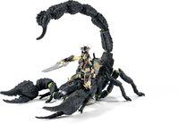 """Набор фигурок """"Наездник на скорпионе"""""""