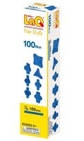 "Конструктор ""LaQ. Free Style 100 Blue"" (100 деталей)"