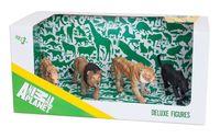 """Набор фигурок """"Animal Planet: Большие кошки"""" (4 шт.)"""