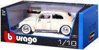 "Модель машины ""Bburago. Volkswagen Kafer Beetle 1955"" (масштаб: 1/18)"