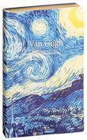 """Записная книжка в клетку """"Van Gogh"""" (А5)"""