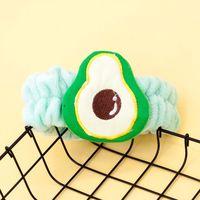 """Повязка для волос """"Big avocado"""""""