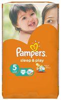 """Подгузники """"Pampers Sleep&Play Chamomile Junior"""" (11-18 кг, 11 шт, арт. 0001010476)"""