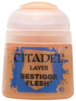 Paint Pots: Bestigor Flesh 12ml (22-38)
