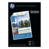 Матовая фотобумага HP (100 листов, 200 г/м2, A4)