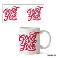 """Кружка """"Good Love"""" (арт. 453)"""