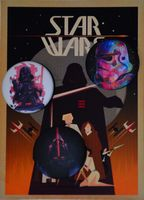"Набор значков маленьких ""Star Wars"" (арт. 796)"
