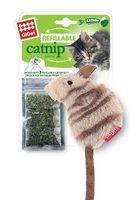 """Игрушка для кошек """"Мышка"""" с кошачьей мятой (10 см; 3 пакетика)"""