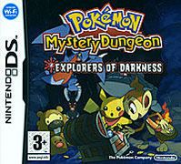 Pokemon Mystery Dungeon: Explorers of Darkness [DS]