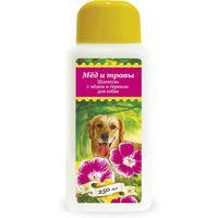 Шампунь для собак (250 мл; с медом и геранью)