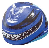 Шапочка для плавания PSC301 (синяя)